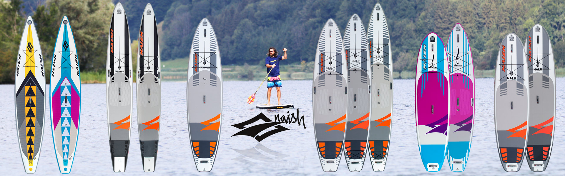 Naish Linie Sup Inflatables 2020
