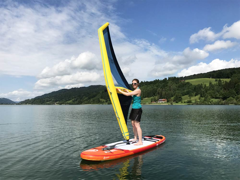 Surfen Auf Inflatables Fanatic Fly Air Premium