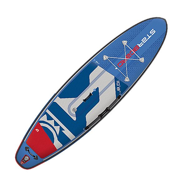 Starboard Allround Boards, Blend, Atlas, Drive und Wide Point Deluxe Couble Chamber