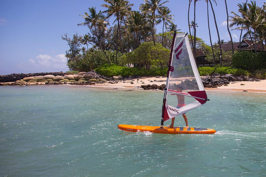 SUP Windsurf Segel von Fanatic