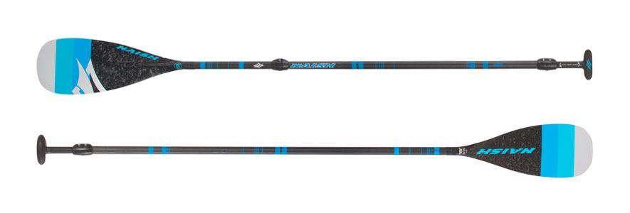 Naish Carbon Plus Paddel 3 teilig