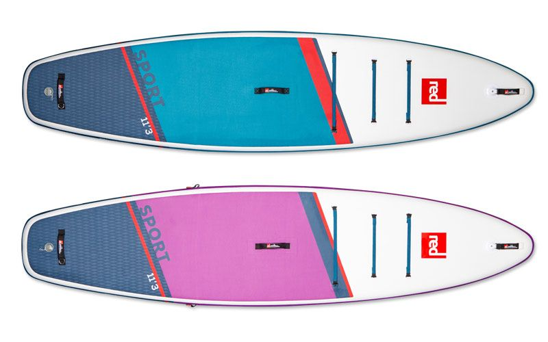 Red Paddle Sport Sup und Red Paddle Sport SE