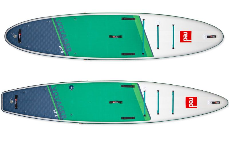 Red Paddle Voyager das absolute Touring SUP