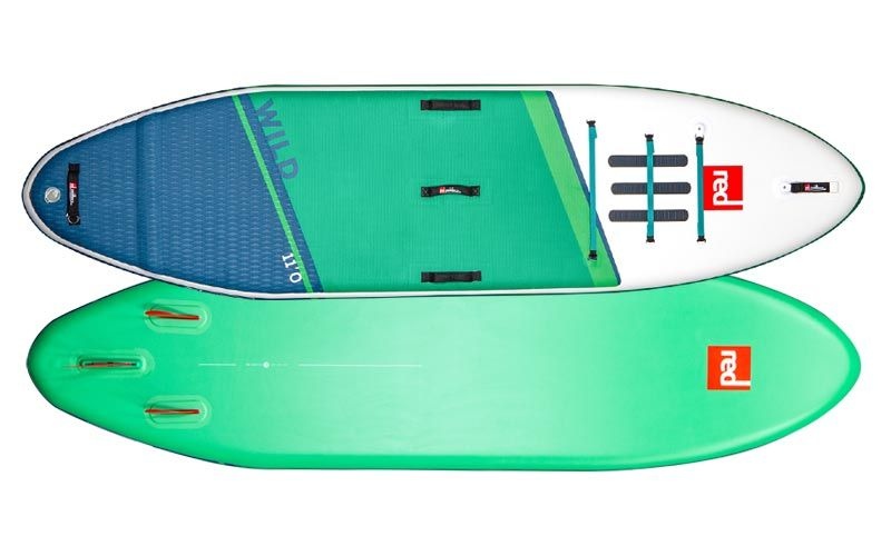 Red Wild River Board SUP