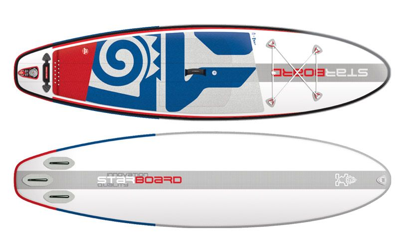 Starboard Allround SUP Zen