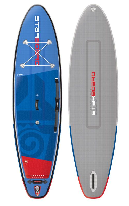 Starboard Allround Air iGO Deluxe