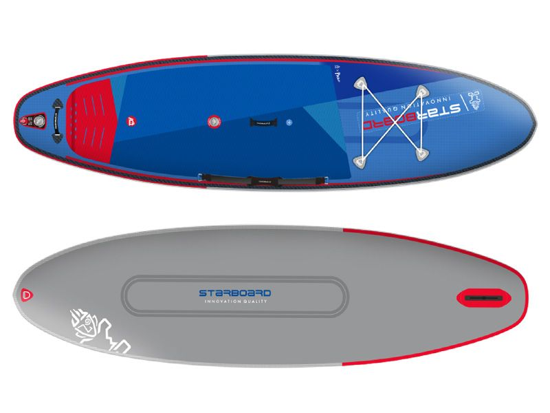 Starboard Allround SUP Deluxe
